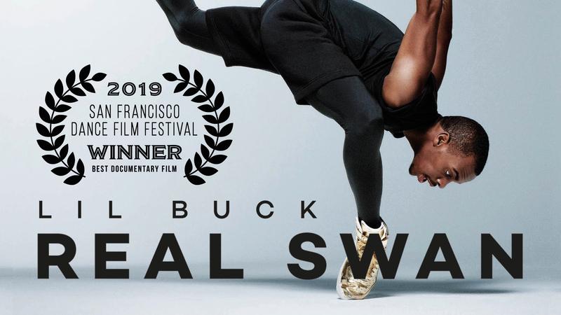 "© Photo : documentaire ""LIL' BUCK REAL SWAN"" de Louis Wallecan, 2020"