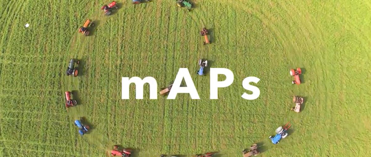 mAPs - migrating Artists Project soutenu par Europe Creative / mAPs - migrating Artists Project supported by Creative Europe