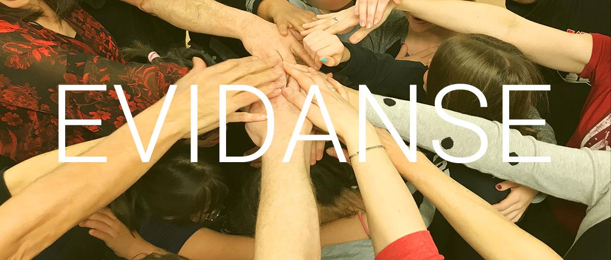 EVIDANSE film dansé en partenariat avec Prisme Loire 21 / EVIDANCE dance film in partnership with Prisme 21 Loire